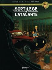 Les aventures de Betsy -1- Le Sortilège de l'Atalante