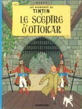 Tintin (Historique) -8C8- Le sceptre d'Ottokar