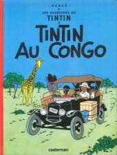 Tintin (Historique) -2C8- Tintin au Congo
