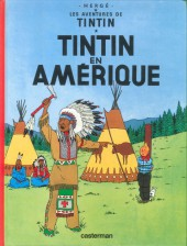 Tintin (Historique) -3C8- Tintin en Amérique