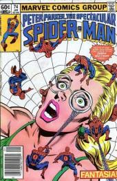 Spectacular Spider-Man (The) (1976) -74- Fantasia!