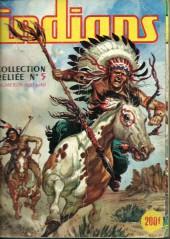 Indians -Rec05- Album N°5 (du n°33 au n°40)