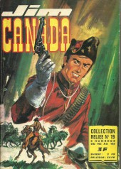 Jim Canada -Rec019- Collection Reliée N°19 (du n°145 au n°152)