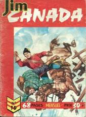 Jim Canada -10- Le lézard au soleil