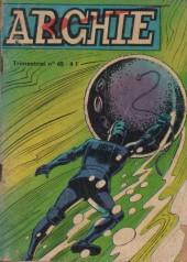 Archie (Jeunesse et Vacances) -49- Aventure dans le Pacifique
