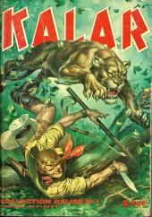 Kalar -REC01- Collection reliée N°1 (du n°1 au n°8)