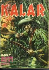 Kalar -REC09- Collection reliée N°9 (du n°65 au n°72)