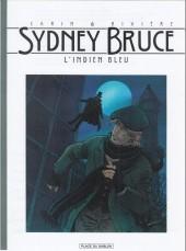 Sydney Bruce -1a16- L'indien bleu