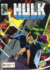 Hulk (1re Série - Arédit - Flash) -Rec07- Recueil 5722 (13-14)
