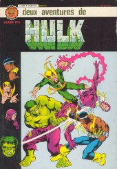 Hulk (3e Série - Arédit - Gamma) -Rec11- Album N°6 (n°20 et n°21)