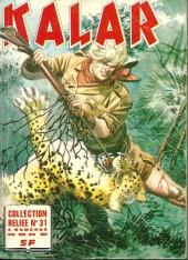 Kalar -REC31- Collection reliée N°31 (du n°162 au n°165)