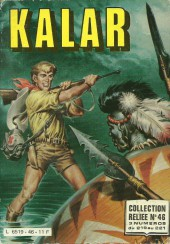 Kalar -REC46- Collection reliée N°46 (du n°219 au n°221)
