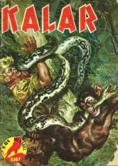 Kalar -81- Les démons du volcan