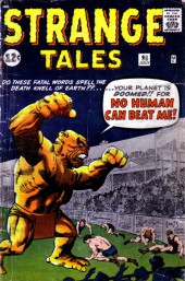 Strange Tales (Marvel - 1951) -98- No Human Can Beat Me!