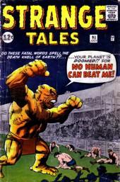 Strange Tales (Marvel - 1951) -98- No Human Can Beat Me!