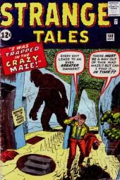 Strange Tales (Marvel - 1951) -100-