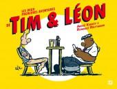 Tim et Léon -1- Les deux premières aventures