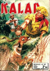 Kalar -167- Le lion noir