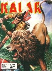 Kalar -200- Le labyrinthe de Tharka