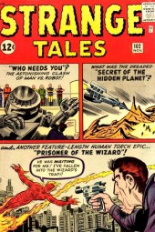 Strange Tales (Marvel - 1951) -102-