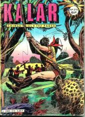 Kalar -219- Le mystère du lac Kivus
