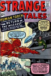 Strange Tales (Marvel - 1951) -105- The Return of the Wizard!