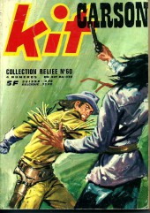 Kit Carson -Rec60- Collection reliée N°60 (du n°427 au n°430)