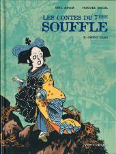 Les contes du 7ème souffle -2- Shiro Yuki