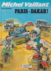 Michel Vaillant -41a1991- Paris-Dakar !