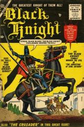Black Knight (Atlas - 1955) -1- The Black Knight rides!