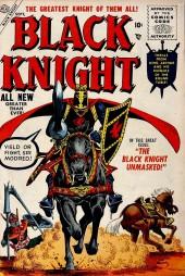 Black Knight (Atlas - 1955) -3- The Black Knight Unmasked!