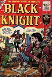 Black Knight (Atlas - 1955) -4- Betrayed