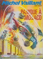 Michel Vaillant -47b2001- Panique à Monaco