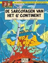 Blake en Mortimer (Uitgeverij Blake en Mortimer) -17- De sarcofagen van het 6de continent (deel 2)