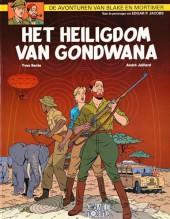 Blake en Mortimer (Uitgeverij Blake en Mortimer) -18- Het heiligdom van Gondwana