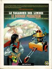 Le vagabond des Limbes -10b1991'- Le dernier prédateur