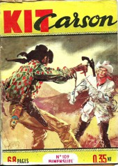Kit Carson -109- La piste du sorcier