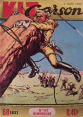 Kit Carson -197- Le sentier détourné