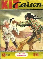 Kit Carson -284- La révolte de Bison Ardent