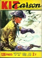 Kit Carson -414- Territoire interdit