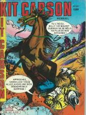 Kit Carson -537- L'attaque des Pawnies
