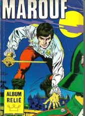 Marouf -Rec052- Album relié N°52 (du n°175 au n°178)