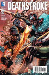 Deathstroke (2014) -10- Blood Sacrifice