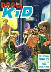 Néro Kid -Rec07- Collection Reliée n°7 (du n°25 au n°28)