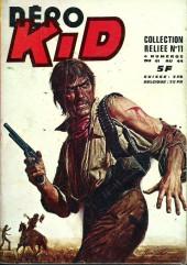 Néro Kid -Rec11- Collection Reliée N°11 (du n°41 au n°44)