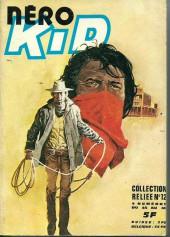 Néro Kid -Rec12- Collection Reliée N°12 (du n°45 au n°48)