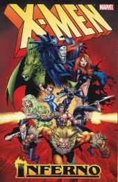 X-Men (TPB) -INT- X-Men: Inferno Volume 1
