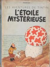 Tintin (Historique) -10A23- L'éroile mystérieuse
