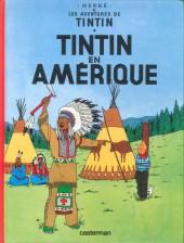 Tintin (Historique) -3C8 b- Tintin en Amérique