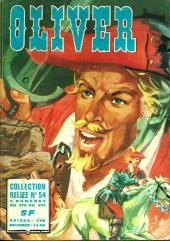 Oliver -Rec54- Collection reliée N°54 (du n°374 au n°377)